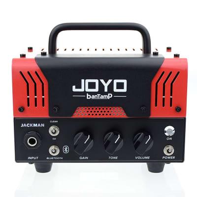 JOYO Jackman Bantamp 20w Pre Amp Tube Hybrid Guitar Amp head w/ Built in Cab Speaker Amp Simulation for sale