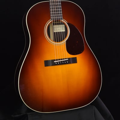Santa Cruz Vintage Southerner- Adirondack Spruce/ Indian Rosewood, Hide glue and Adi Braces 1 3/4