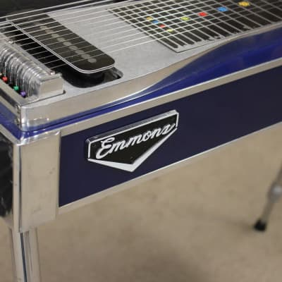 Emmons ST-12 1980's Pedal Steel Guitar for sale