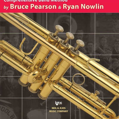 Tradition of Excellence for Concert Band Book 1, Bb Trumpet