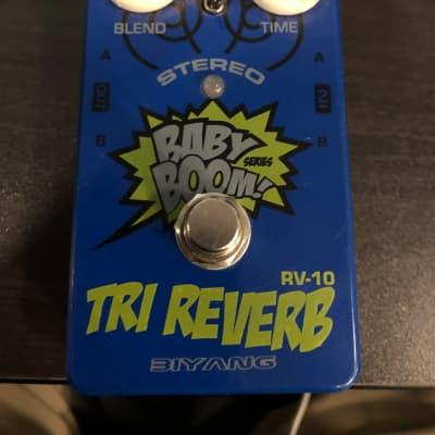 Biyang Babyboom RV-10 Tri Reverb for sale