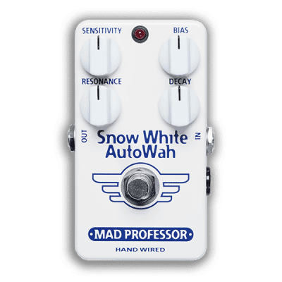 Mad Professor Snow White Auto Wah Handwired SWAW for sale