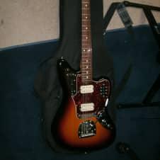 Fender  Classic Player Jaguar Special HH Electric Guitar 2008 3 Color Sunburst image