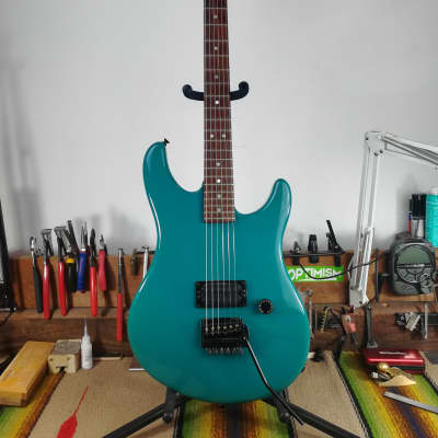 Peavey Nitro I 1987 Aqua / Teal for sale