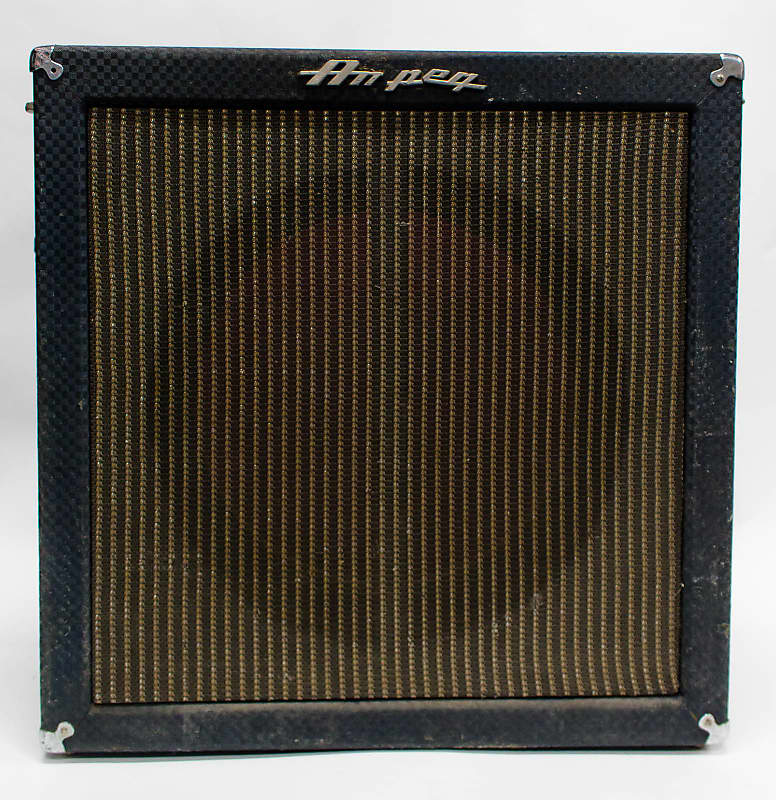 ampeg b18 flip top 18 bass speaker cabinet empty reverb. Black Bedroom Furniture Sets. Home Design Ideas