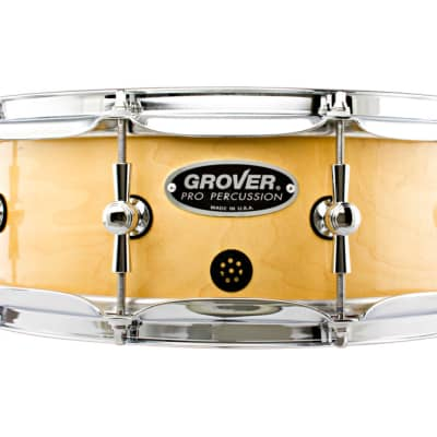 """Grover GSX-S5-N 5x14"""" Concert snare drum"""