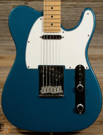 fender american standard telecaster 1999 lake placid blue reverb. Black Bedroom Furniture Sets. Home Design Ideas