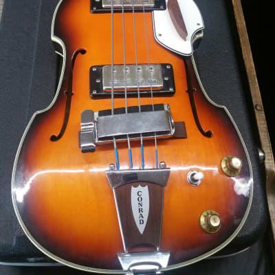 Conrad Violin Bass for sale