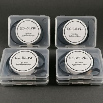 6 X Roland Space echo tape loops - RE101 RE150 RE201 RE301 RE501 - loop - tapes