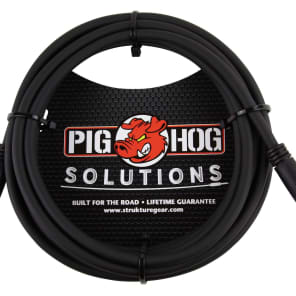"""Pig Hog PHX35-10 1/8"""" TRS Headphone Extension Cable - 10'"""