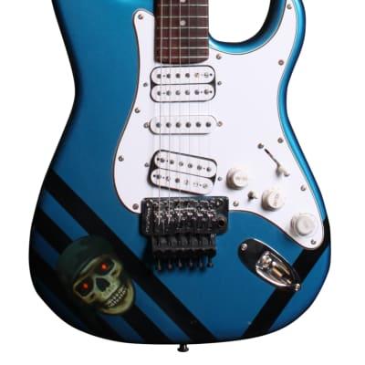 Dommenget  Mastercaster Skull Blue for sale