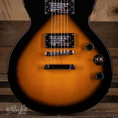 Epiphone #2 LP Special II Vintage Sunburst, Chrome Hardware for sale