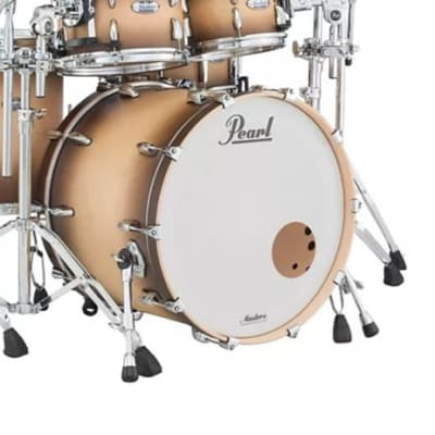 """Pearl MCT1816BX Masters Maple Complete 18x16"""" Bass Drum without Tom Mount"""