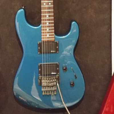 Charvel Model 3A 1987 Blue for sale