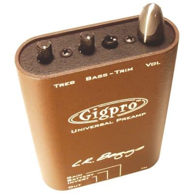 LR Baggs Gigpro Acoustic Guitar Preamp Regular for sale