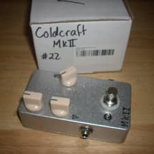 Coldcraft Effects MK II Fuzz Pedal - Made in USA
