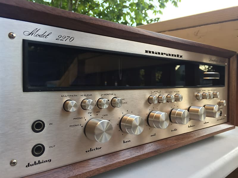 Marantz Models By Year