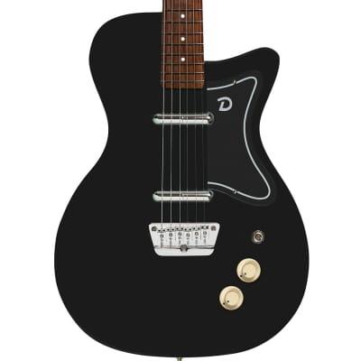 Danelectro '57 Guitar | Limo Black (NEW REISSUE FOR 2020)