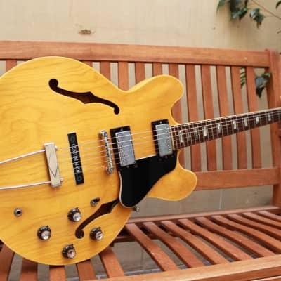 Gibson  Es-340 TDN   1968 Blonde