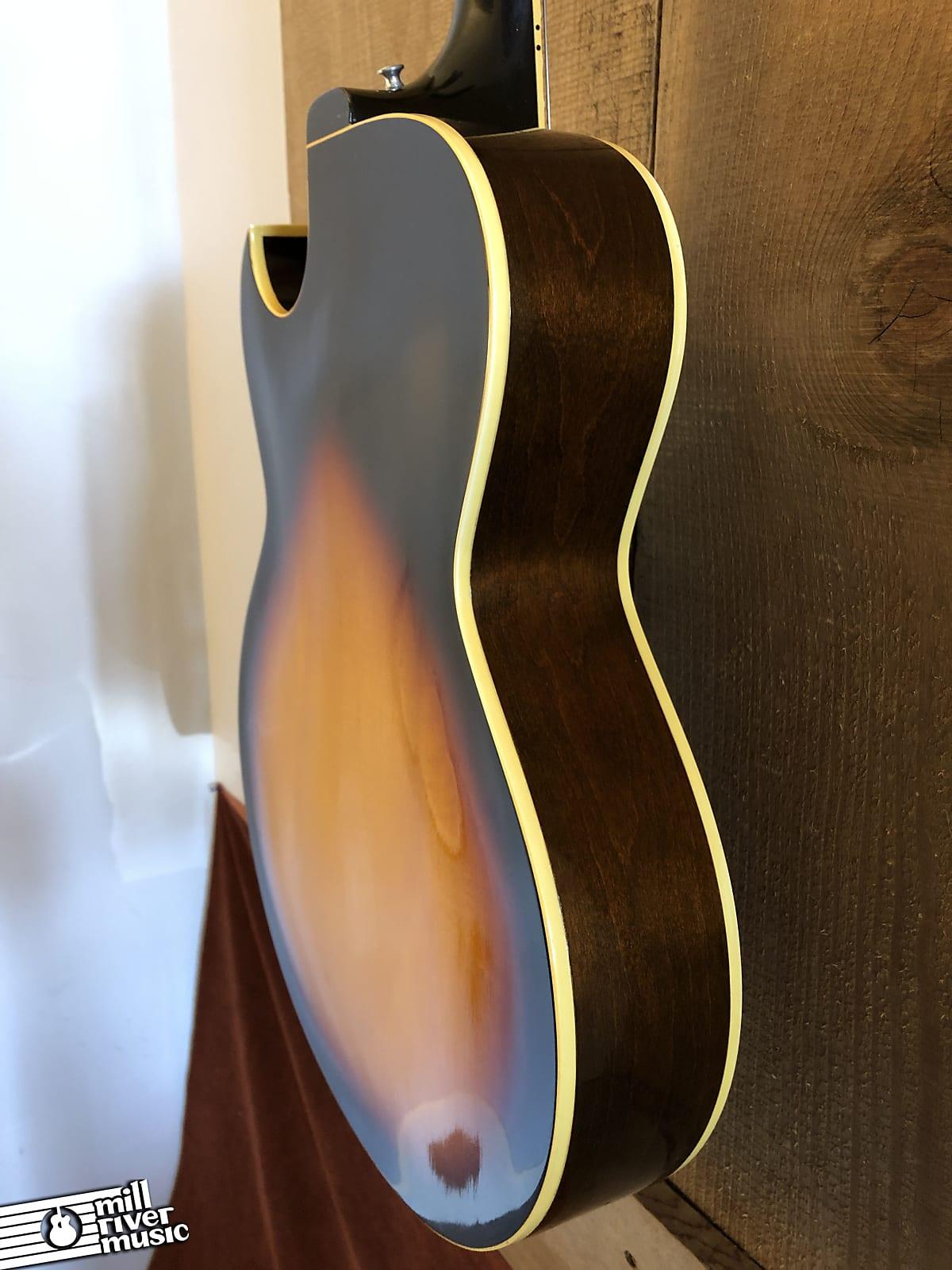 Gibson ES-175 Archtop Sunburst 1969 w/ HSC