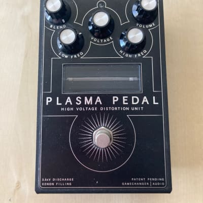 Gamechanger Audio Plasma Pedal High Voltage Distortion Unit