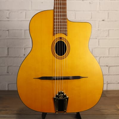 Cigano GJ-0 Petite Bouche Gypsy Jazz Guitar #14441 for sale