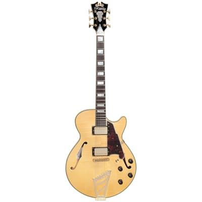 D'Angelico EX-SS Semi-Hollow with Stairstep Tailpiece