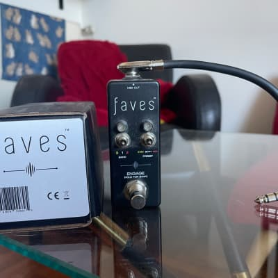 Chase Bliss Audio Faves MIDI Controller Pedal