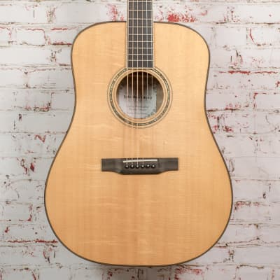 John David Scott 2005 Dread Acoustic Guitar w/Spruce and Quilted Maple x3362 (USED) for sale