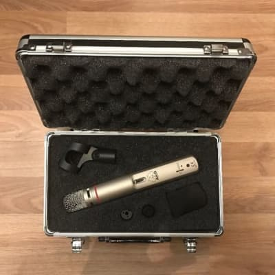 AKG Condenser Microphone #1 with Mount , Windscreen & Hardshell Case Included ( 2 available )