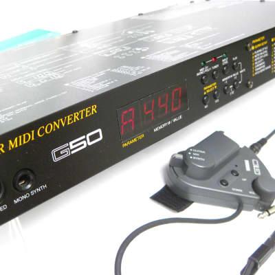 Yamaha G50 Guitar-Bass MIDI Converter