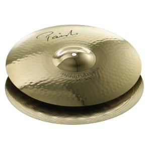 "Paiste 14"" Signature Reflector Heavy Full Hi-Hat Cymbals (Pair)"