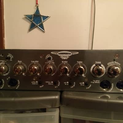 Yorkville Bassmaster xs400 head for sale