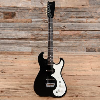 Silvertone 1449 with Case Amp