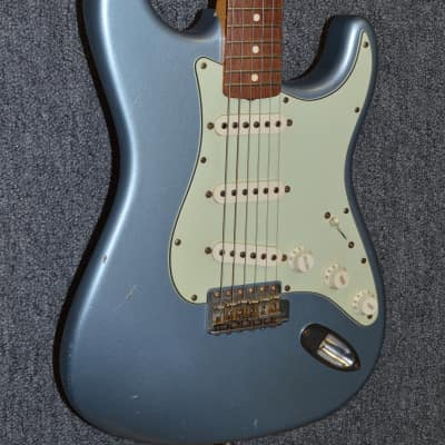 2006 Fender Custom Shop Relic '60 Stratocaster - Ice Blue Metallic for sale