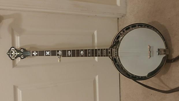 Arthur Hatfield Buckcreek Five string Banjo