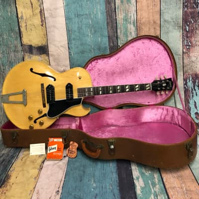 Gibson ES 175 DN 1955 Blonde for sale
