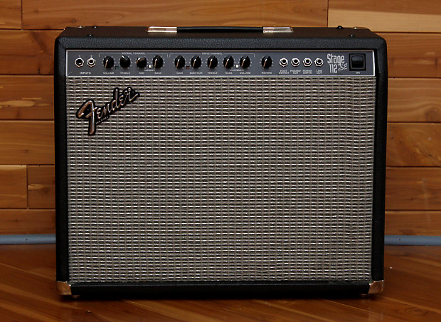 Fender Stage 112SE Guitar Amp - Used | LA Music on