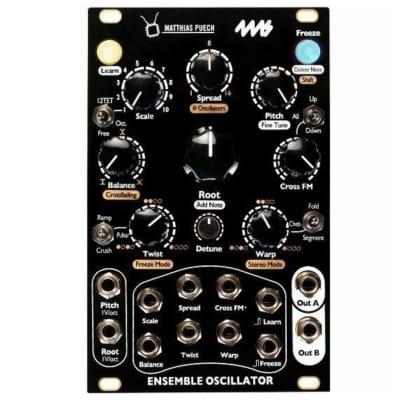 4ms Company Ensemble Oscillator Module - Black