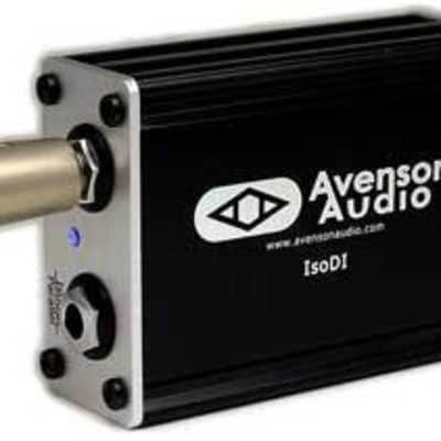 Avenson Audio IsoDI Direct Box