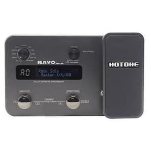 Hotone Ravo Multieffects Pedal for sale