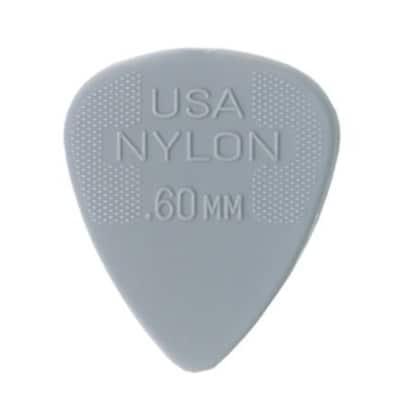 Dunlop Nylon Standard .60mm 2 Pack (24) Bundle