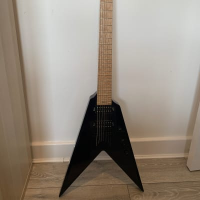 KXK Custom V7  Dark Purple 7 String for sale