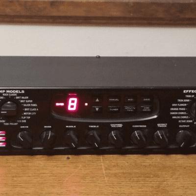 Line 6 Bass Pod XT Pro Black