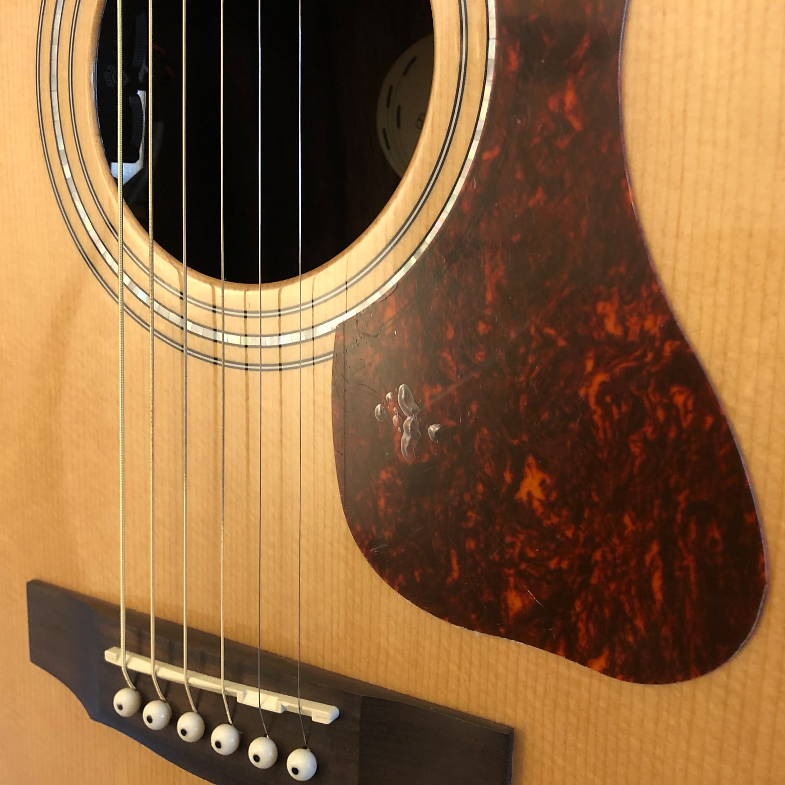Guild D-260CE Deluxe Acoustic Electric Cutaway Dreadnought Natural 2019