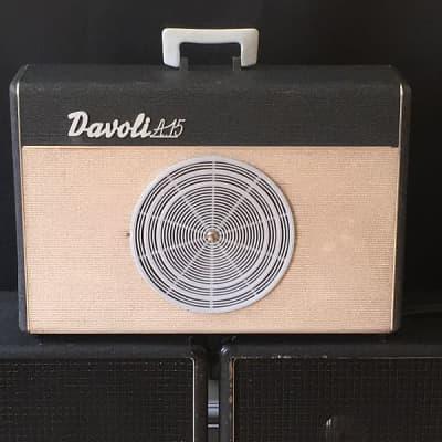 Davoli A15 1974 Fawn/Blue for sale