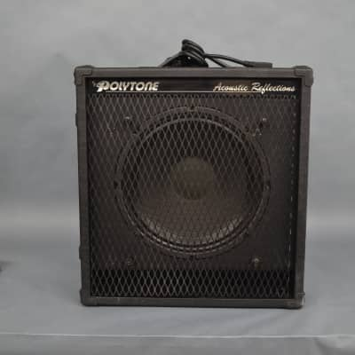 Polytone Acoustic Reflections Amp Black for sale