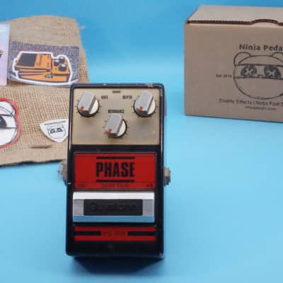 Guyatone PS-019 Phase Shifter | Vintage 1980s (Made in Japan) | Fast Shipping!