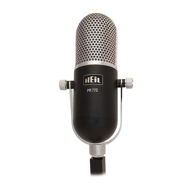 heil sound pr77d dynamic broadcast and podcast microphone reverb. Black Bedroom Furniture Sets. Home Design Ideas