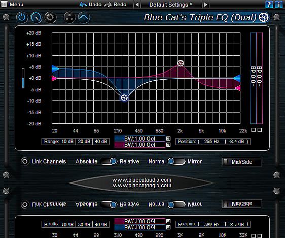 Blue Cat Audio Triple EQ